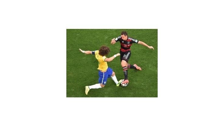 Klose je so 16 gólmi najlepší strelec histórie MS