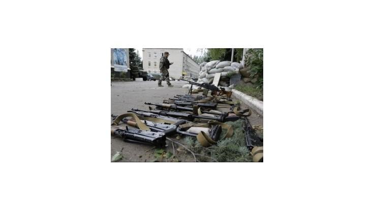 Ukrajina obvinila Rusko z únosu armádnej dôstojníčky