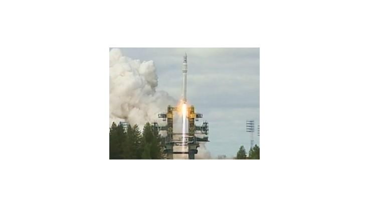 Rusi odpálili prvú novú vesmírnu raketu od pádu Sovietskeho zväzu