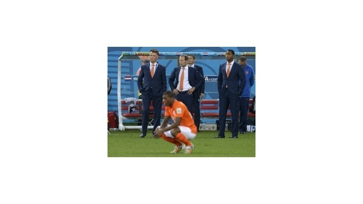 Van Gaal chcel opäť meniť brankárov, minuli sa mu však striedania