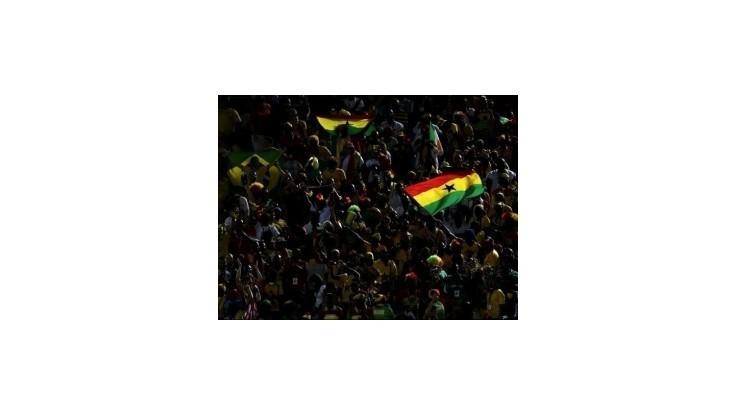 Takmer 200 ghanských fanúšikov zažiadalo v Brazílii o azyl