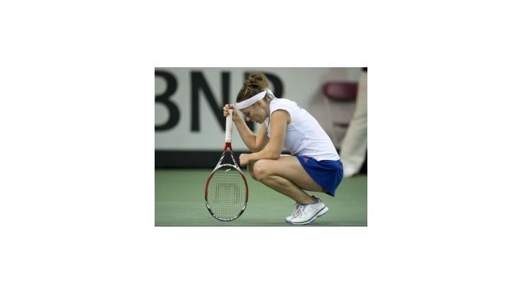 Kristína Kučová si v Bukurešti premiérovo zahrá semifinále na turnaji WTA