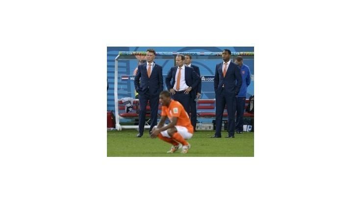 Van Gaal našiel Holanďanom motiváciu pre zápas o bronz
