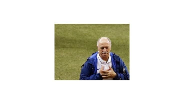 Scolari neplánuje rezignovať, počká si na rozhodnutie CBF