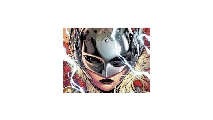 Z komiksového superhrdinu Thora bude žena
