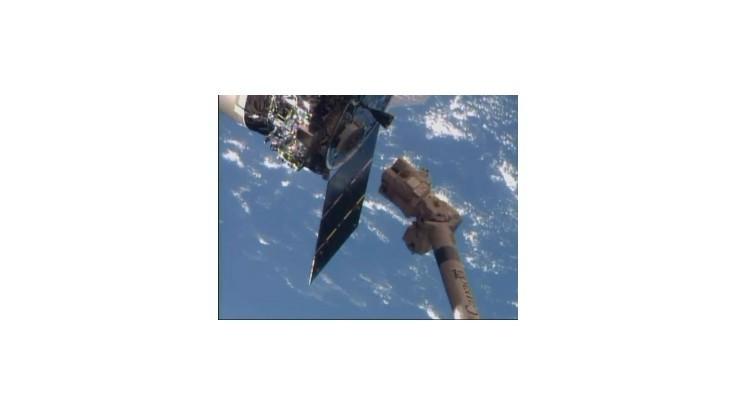 Súkromná kozmická loď Cygnus priviezla nové zásoby na ISS