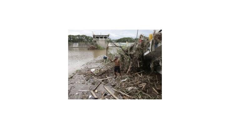 Tajfún Rammasun si na Filipínach vyžiadal už takmer 40 životov