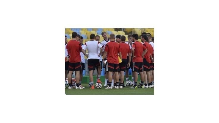 Nemci novými lídrami FIFA renkingu