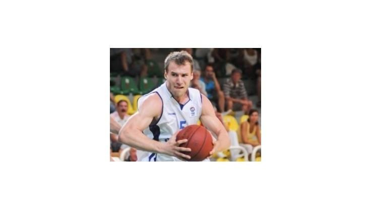 Slovenskí basketbalisti zdolali v príprave Maďarsko