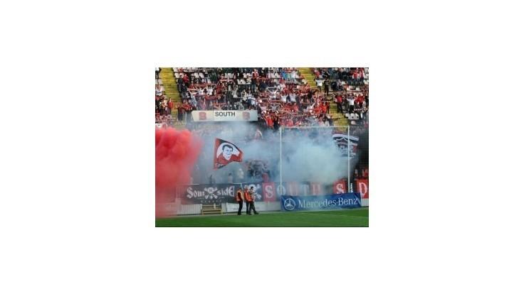 UEFA potrestala Spartak Trnava za rasizmus
