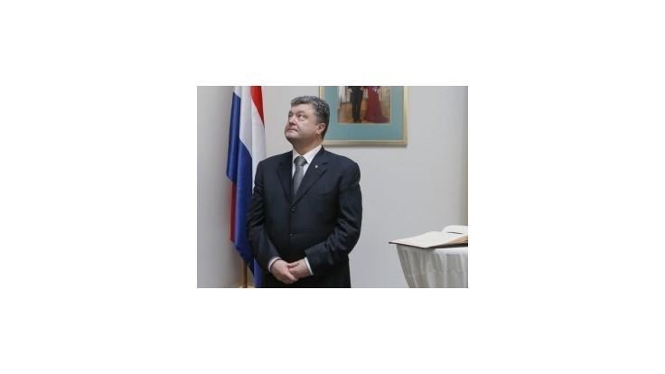 Máme dôkazy, že lietadlo zostrelili Rusi, tvrdí Kyjev