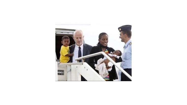Sudánka, ktorej zrušili trest smrti, sa stretla v Taliansku s pápežom