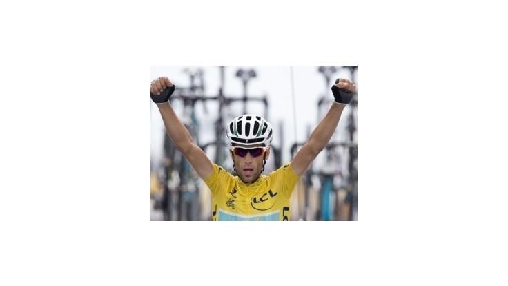 Nibali potvrdil žltý dres víťazstvom na Hautacame