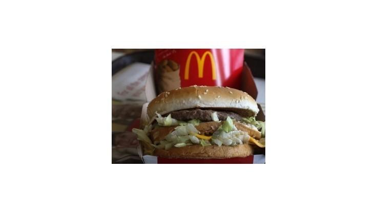 Rusko chce zakázať predaj hamburgerov McDonald