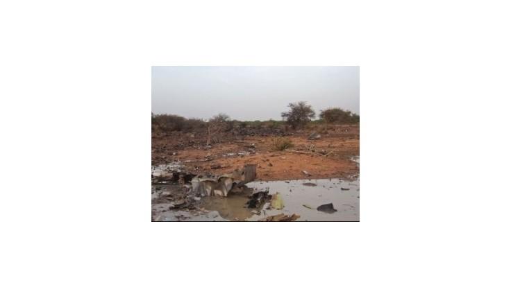 Príčinou leteckého nešťastia v Mali bolo zlé počasie