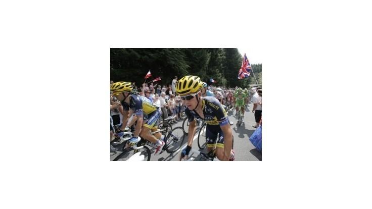 Na čele svetového rebríčka UCI Contador pred Nibalim, Sagan deviaty