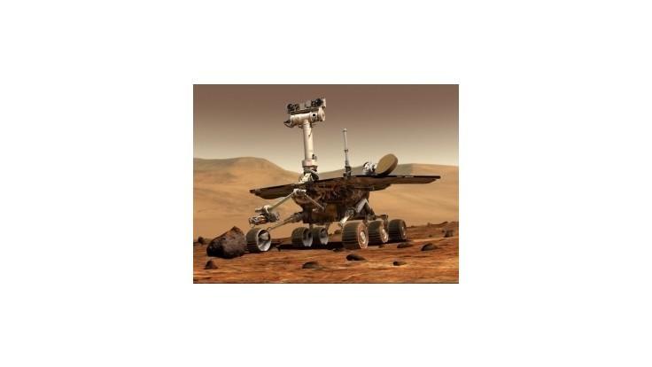Vozidlo Opportunity vytvorilo na Marse vzdialenostný rekord