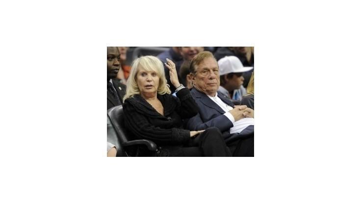 Súd rozhodol, že Sterlingova manželka môže predať LA Clippers