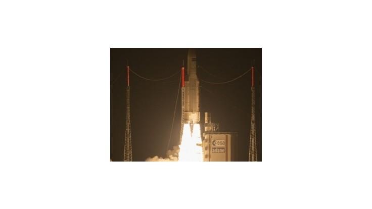 K ISS smeruje posledná európska zásobovacia loď ATV