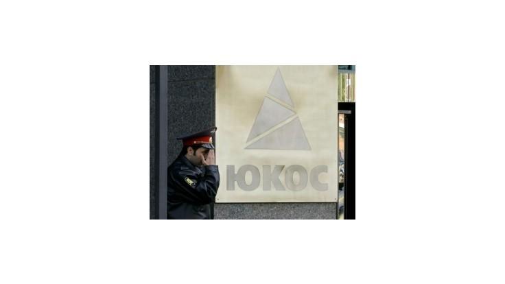 ESĽP rozhodol, že Rusko musí vyplatiť akcionárov Jukosu