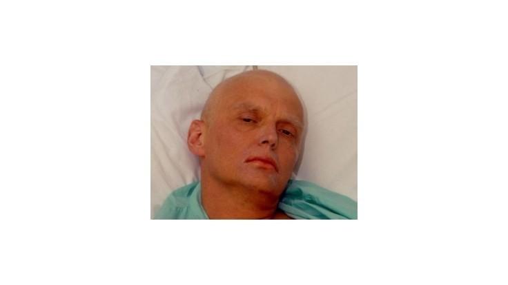 Sudca otvoril vyšetrovanie Litvinenkovej smrti