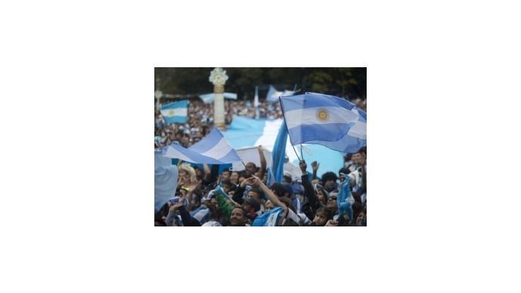 Agentúry zhoršili rating Argentíny