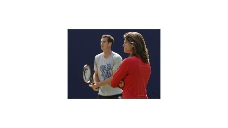 Mauresmová bude naďalej trénovať Murrayho