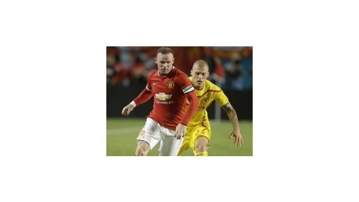 Manchester Utd zdolal vo finále Pohára šampiónov Škrtelov Liverpool