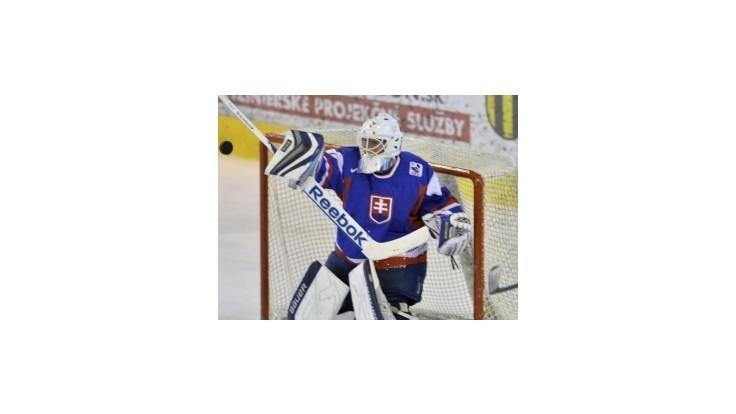 Slovan podpísal zmluvu s brankárom Barošom