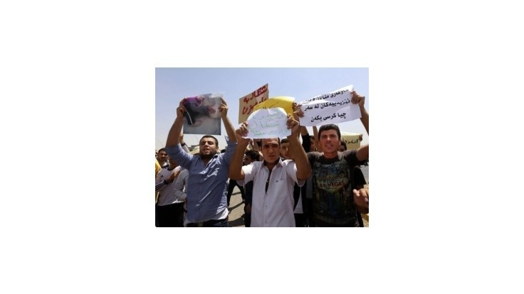 Saddámovu hrobku poškodili boje medzi armádou a militantmi
