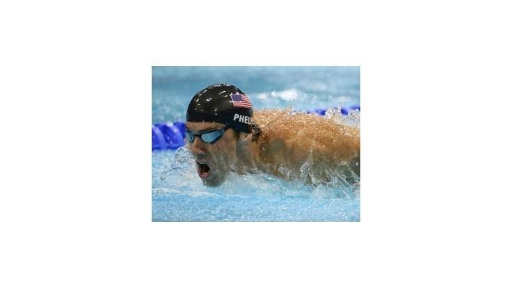 Phelps má za sebou najhoršie preteky po návrate