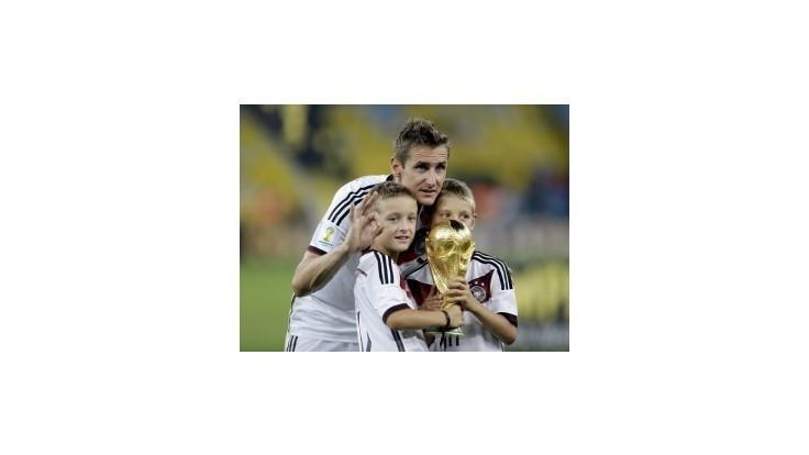 Klose ukončil reprezentačnú kariéru