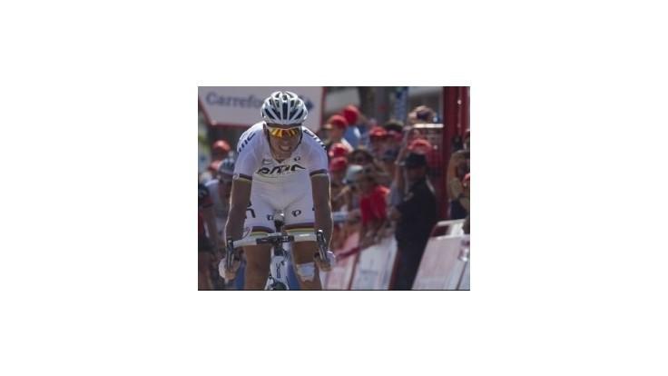Štybar víťazom 2. etapy Eneco Tour a aj lídrom celkovo
