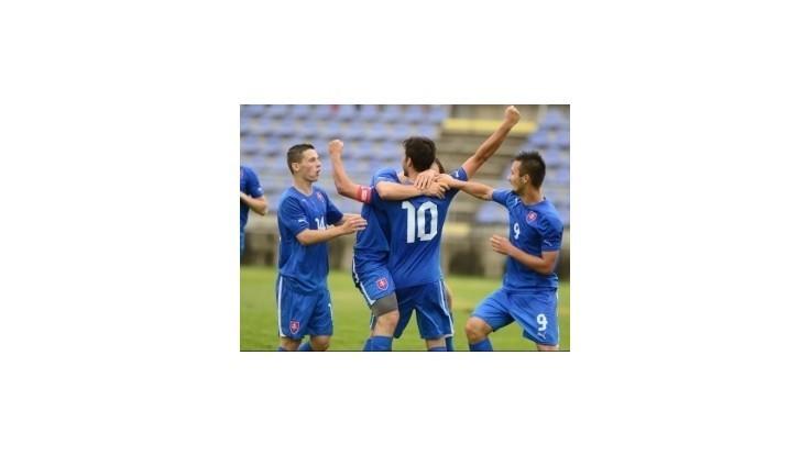 Futbalová reprezentácia do 19 rokov zdolala v príprave rovesníkov zo Srbska