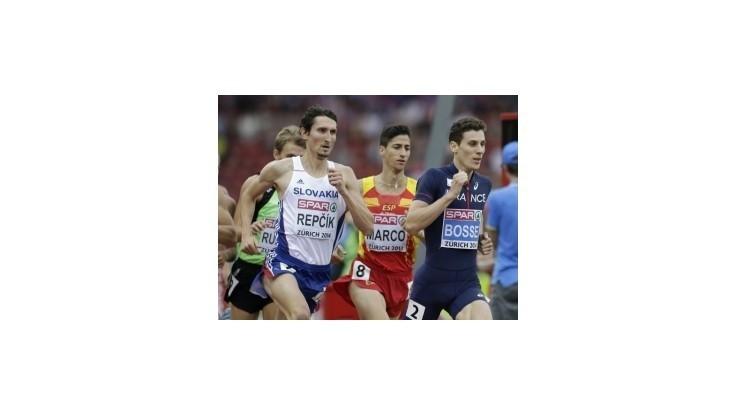 Repčík postúpil na ME do semifinále na 800 m