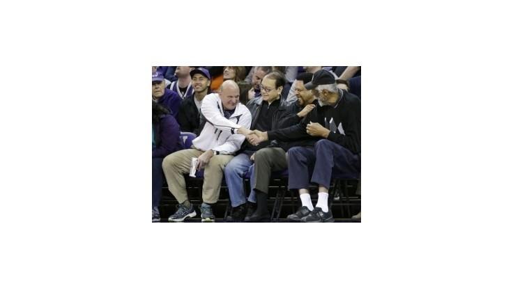 Novým majiteľom LA Clippers sa stal Ballmer