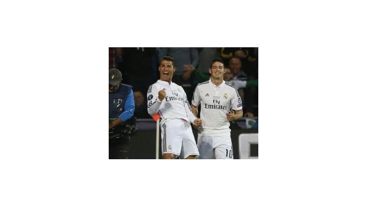 Real Madrid zdolal FC Sevilla a druhýkrát získal európsky Superpohár