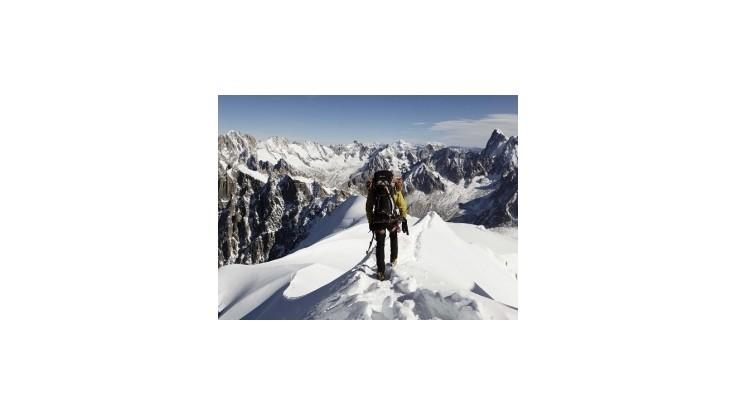 Na Mont Blancu zahynulo 5 horolezcov