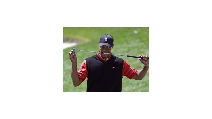 Woods Američanom v Ryder Cupe nepomôže