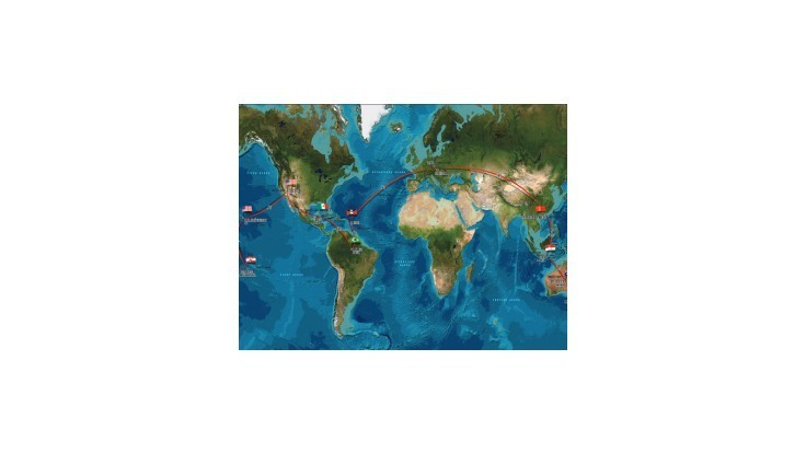 Cesty okolo sveta - nové lákadlo pre cestovateľov