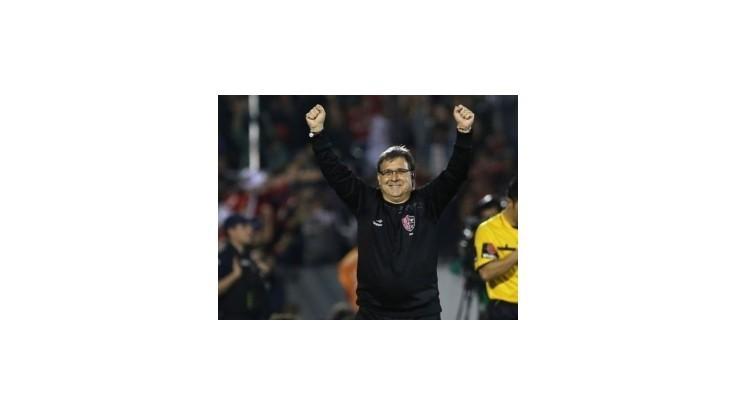 Martino sa oficiálne stal trénerom Argentíny