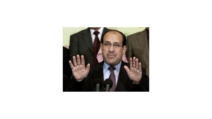 Biely dom privítal odstúpenie irackého premiéra Núrího Málikího