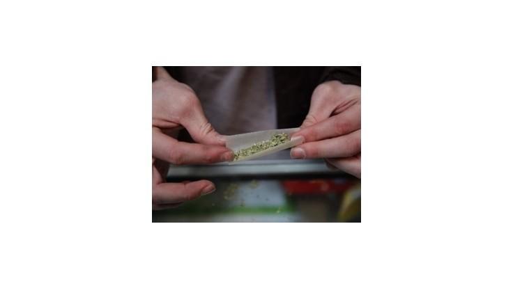 Viac ako polovica mladých si vie ľahko zaobstarať marihuanu