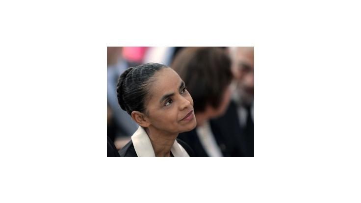 Silvová nahradila Camposa ako brazílska prezidentská kandidátka