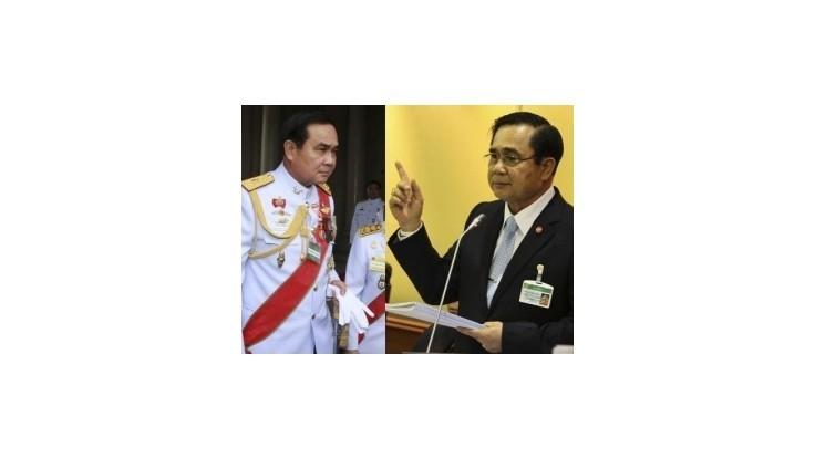 Thajskí poslanci nominovali generála Prajuta Čan-o-Ču za premiéra