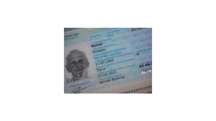Pas cudzinca zadržaného na Ukrajine bol pravdepodobne vydaný v SR