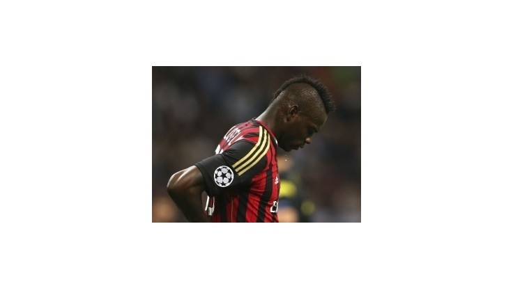 Balotelli sa vracia do Anglicka, chce ho Liverpool
