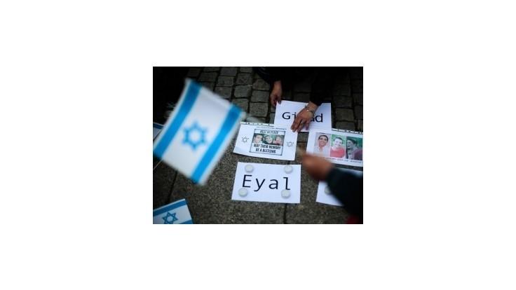 Predstaviteľ Hamasu priznal, že troch izraelských tínedžerov unieslo ich hnutie