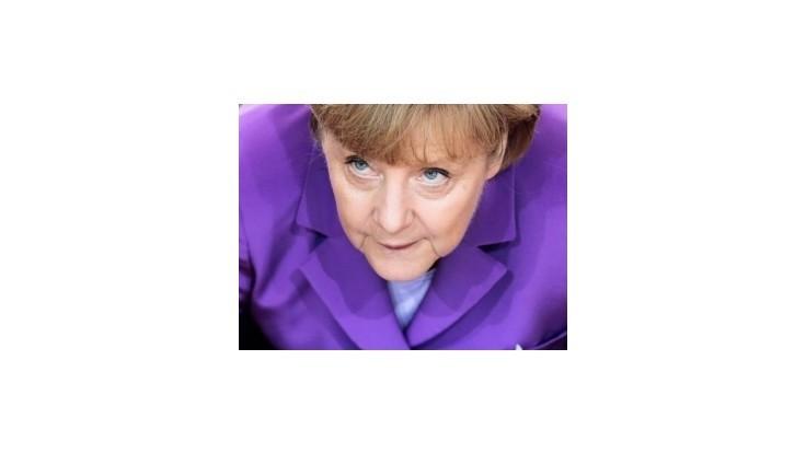 Merkelová: Nemecko nevyšle vojakov ani do Iraku, ani na Ukrajinu