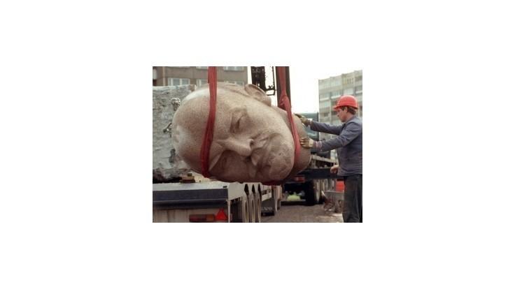 Berlín zamietol vykopanie Leninovej hlavy